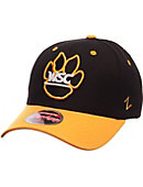 Wayne State College Wildcats Performance Adjustable Cap