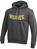 Wayne State College Wildcats Hooded Sweatshirt