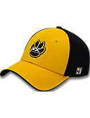 Wayne State College Stretch Fitted Micro Mesh Cap