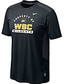Wayne State College Wildcats Speedfly Performance T-Shirt