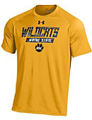 Wayne State College Wildcats Nu Tech Performance T-Shirt