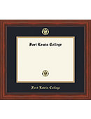 Fort Lewis College Diploma Frame