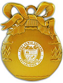 Fort Lewis College Ornament