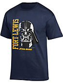 Fort Lewis College Star Wars T-Shirt