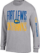 Fort Lewis College Skyhawks Long Sleeve T-Shirt