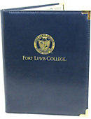 Fort Lewis College Pad Holder