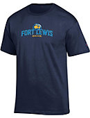Fort Lewis College Soccer T-Shirt