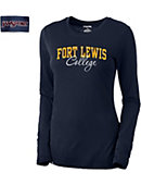 Fort Lewis College Women's Long Sleve T-Shirt