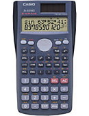 CALCULATOR FX300 CASIO SCI 208FUNC