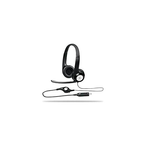 Product: Logitech Headphone ClearChat USB