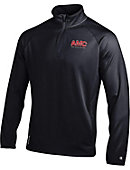 Anna Maria College Double Dry 1/4 Zip Fleece Performance Pullover