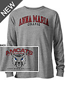 Anna Maria College Long Sleeve Victory Falls T-Shirt