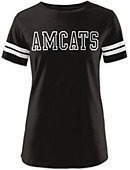 Anna Maria College Amcats Women's Sideline T-Shirt