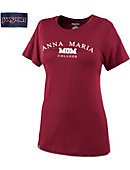 Anna Maria College Mom Women's T-Shirt