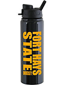 Fort Hays State University 28 oz. Aluminum Water Bottle
