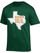 The University of Texas at Dallas T-Shirt