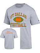 UT Dallas Football Tee
