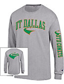 The University of Texas at Dallas Comets Long Sleeve T-Shirt