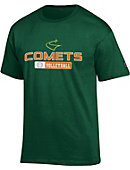 The University of Texas at Dallas Comets Volleyball T-Shirt