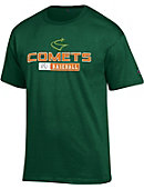 The University of Texas at Dallas Comets Baseball T-Shirt