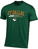 Under Armour The University of Texas at Dallas Short Sleeve T-shirt