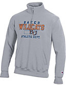 Baker University Wildcats 1/4 Zip NuTech Fleece