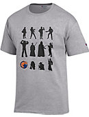 Baker University Wildcats Star Wars T-Shirt