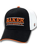 Baker University Stretch Fit Micro-Mesh Cap