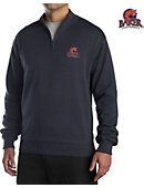 Baker University Sandpoint 1/2 Zip Sweater