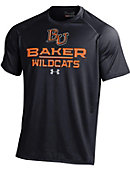 Baker University Wildcats Nu Tech Performance T-Shirt