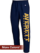Averett University Open Bottom Sweatpants