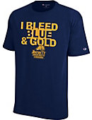 Averett University 'I Bleed Blue & Gold' Cougars T-Shirt