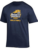 Averett University Volleyball T-Shirt