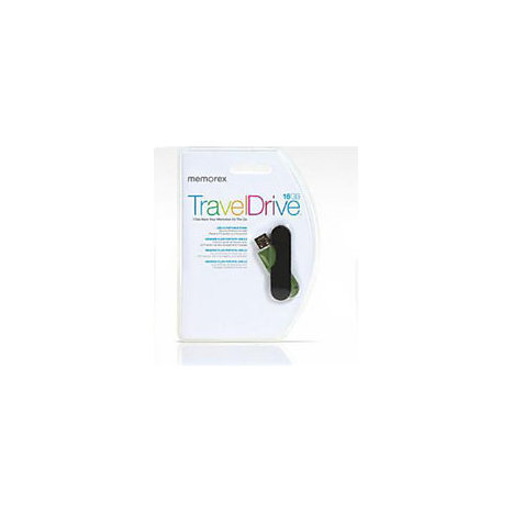 Product: MEMOREX DRV USB 2.0   16GB TRAV