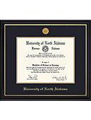 University of North Alabama Diploma Frame Pre-2014 Graduate
