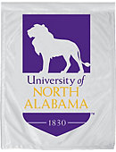 University of North Alabama Lions Garden Flag