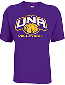 University of North Alabama Lions Volleyball T-Shirt