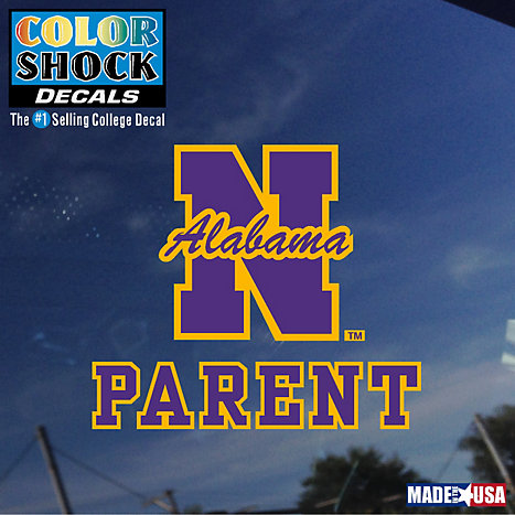 Product: North Alabama 'Parent' Decal