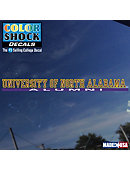 University of North Alabama 'Alumni' Strip Decal