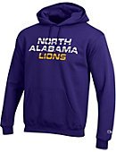 University of North Alabama Lions Hooded Sweatshirt