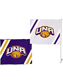 University of North Alabama 11'' x 15'' Car Flag