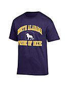 University of North Alabama Pride of Dixie Band T-Shirt