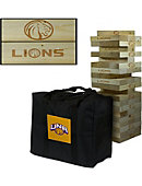 University of North Alabama Tumble Tower Game Set