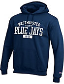 Westminster College Blue Jays Hooded Sweatshirt