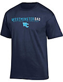 Westminster College Dad T-Shirt