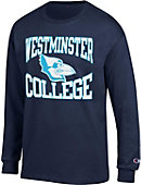 Westminster College Blue Jays Long Sleeve T-Shirt