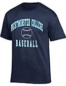 Westminster College Baseball T-Shirt