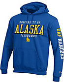University of Alaska Fairbanks Nanooks Hooded Sweatshirt