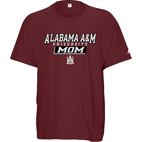 alabama a m university mom short sleeve t shirt alabama