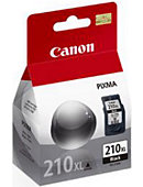 Canon Ink Cartridge PG-210XL Black